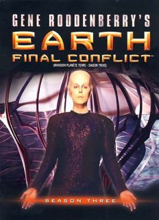 Earth Final Conflict Season 3 Boxset New DVD