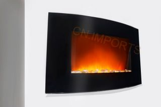 Electric Fireplace Most Realistic Flame On PopScreen