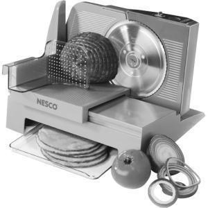 Nesco FS 120T Electric Food Slicer