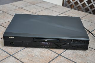 Denon DVD 1730 DVD  WMA HDMI DVD Player with Remote