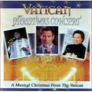 Musical Christmas at the Vatican Audio Music CD Easy Listening L9