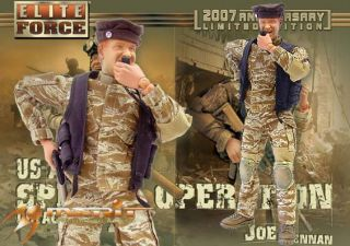 BBI Elite Force 1 6 Scale 12 Figure US Army Special Operations Joe
