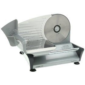 Waring Pro FS150 Electric Deli Meat Slicer New