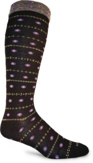 New Goodhew Womens Lifestyle Designs Eliza LC19W Black Socks Size US s