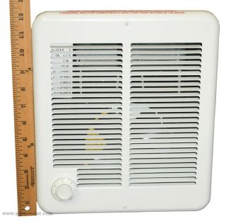 CRA1512T2 Q Mark Electric Wall Heater With Rapid Heat Response