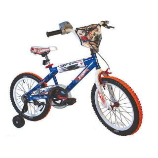 Dynacraft 18 inch Bike Boys Hot Wheels