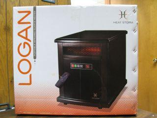 Heat Storm Infrared Quartz Portable Heater