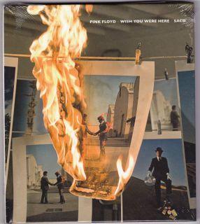 Pink Floyd Wish You Were Here HYBRID 5 1 SACD