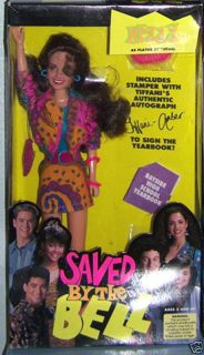 1992 Tiffani Amber Saved by The Bell Kelly 90210
