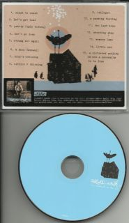 Elliott Smith from A Basement on The Hill Promo Adv CD