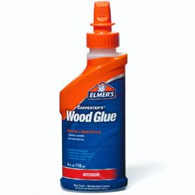 Elmers 8oz Carpenters Interior Wood Glue