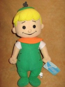 the jetsons elroy 15 stuffed plush doll toy nwt