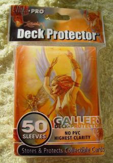 Ultra Pro Deck Protector 50 Sleeves Easley Design NEW   FREE Shipping