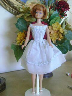 Vintage Barbie American Girl Bend Leg Midge Doll