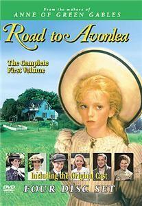 Road to Avonlea TV Mini Series DVD SEALED New Movie