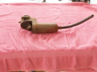 Antique John Deere Air Pump Compressor PTO Driven