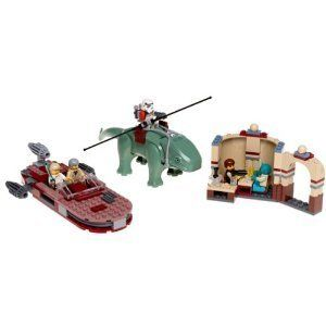 Lego Star Wars Episode IV VI mos Eisley Cantina 4501