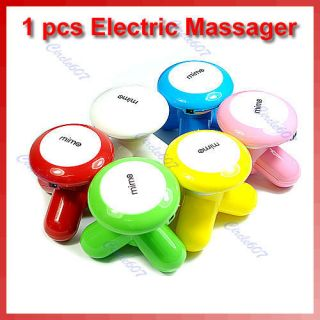 Mini Handled Vibrating USB Electric Full Body Massager