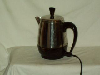 Vintage Farberware Electric Percolator Coffee Maker American made
