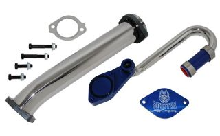 0L Ford Diesel SCT SF3 Flash Tuner EGR Delete Kit 6 0