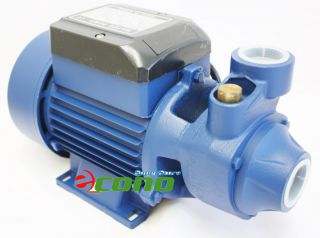 Centrifugal 1 2 HP Electric Water Pump Pool Farm Pond