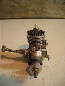Enya 09 Vintage RC CL Airplane Engine for Sig Carl Goldberg Top Flite