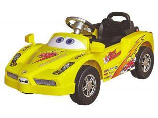 Kids Ride on Radio Remote Control Wheels Power Enzo Car