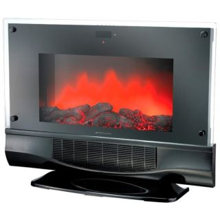 Bionaire Electric Fireplace Space Heater