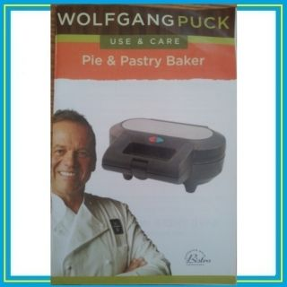 Wolfgang puck wp2mills electric salt and pepper mill set for Wolfgang puck pie maker recipes