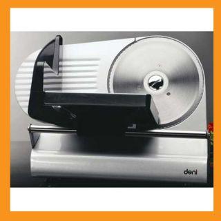 deni 14150 electric food slicer pro ii brand new