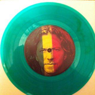 Eddie Vedder & Pearl Jam 7 Green Vinyl Colored 45 Rpm Raggae Women Pj