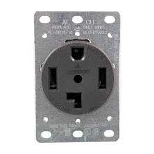 leviton surface mount power outlet receptacle nema 5 30r 5