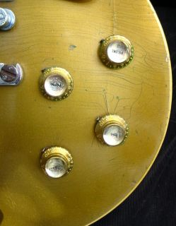 1968/69 Les Paul Deluxe Goldtop Electric Guitar Vintage Les Paul