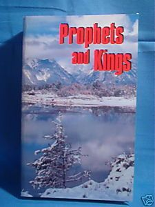 Prophets Kings Ellen G White SDA Brand New Book
