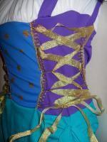 PC Esmeralda Sexy Costume Leg Avenue Hunchback Notre Dame Fortune