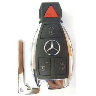 Mercedes Benz 2012 E350 Keyless Entry Remote Smart Key Fob OEM W UNCUT