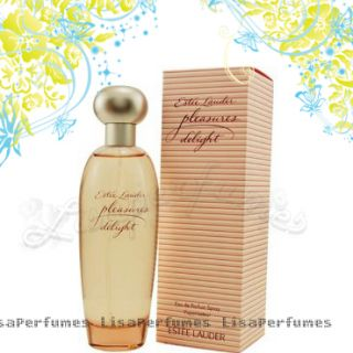 brand estee lauder name pleasures delight gender women type eau