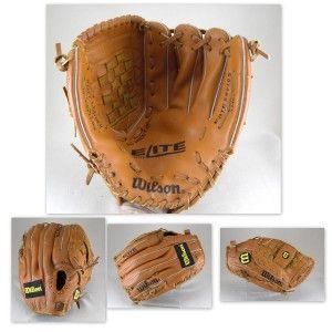 Wilson Elite Series A2467 Baseball Softball Fielders Glove 13 Leather