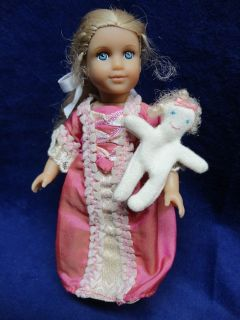 Retired Mini 6 American Girl Elizabeth Cole Doll Extra Riding Clothes
