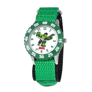 stainless steel time teacher watch green strap rating 1 $ 31 90 s h