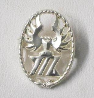 WW2 German Paratrooper Eugen Meindl Badge II Fallschirm Korp