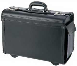 Carry on 18 Embassy Sample Pilot Trolley Case Bag