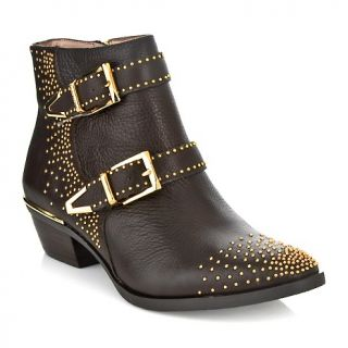 tema leather studded bootie rating 3 $ 129 95 or 4 flexpays of $ 32 49
