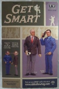 Sideshow Deluxe Get Smart The Chief 12 inch Figure Shoe Phone Cone