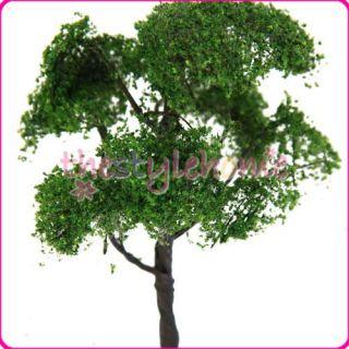 72 Scenery Landscape Model Elm Tree Park Scale 1 75