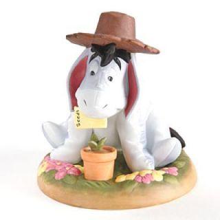 Pooh & Friends EEYORE Figurine A LITTLE LOVE NIB