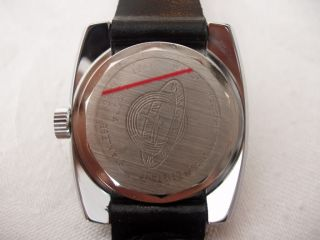 Ernest Borel Watch Swiss 60s New Waterresistant