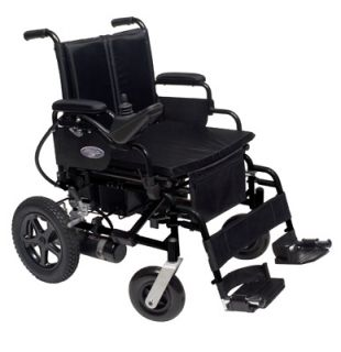 Everest Jennings Metro Power III Wheelchair Chair 18