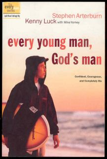Every Young Man Gods Man Guide Book Spiritual Integrity