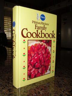 Pillsbury Kitchens Family Cookbook Hardc 1987 The American Classic